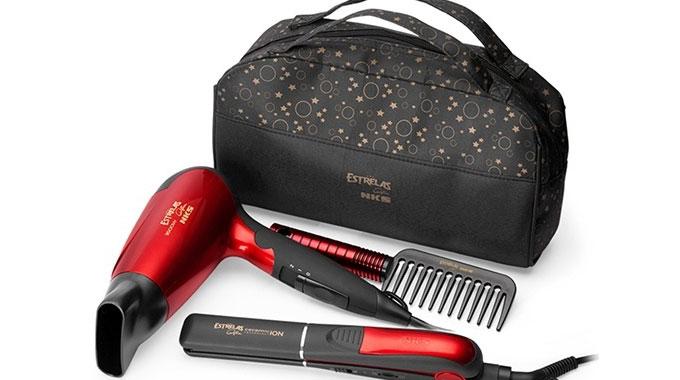 Saiba como escolher aparelhos portáteis de cabelo para viagens.