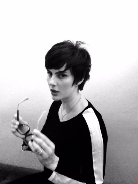 A arte de cortar um cabelo curto