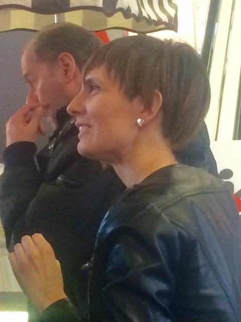 Tendência europeia para os cabelos curtos