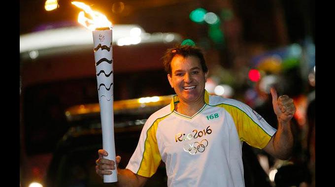 Tocha Olímpica Rio 2016